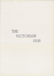 Page 3, 1938 Edition, Elmira Catholic High School - Victorian Yearbook (Elmira, NY) online yearbook collection