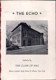 Page 5, 1942 Edition, Elmira Catholic High School - Victorian Yearbook (Elmira, NY) online yearbook collection