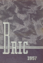 1957 Edition, Barnard School for Boys - Bric Yearbook (Fieldston, NY)