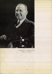 Page 16, 1938 Edition, SUNY at Geneseo - Normalian Yearbook (Geneseo, NY) online yearbook collection