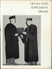 Page 5, 1961 Edition, SUNY at Geneseo - Normalian Yearbook (Geneseo, NY) online yearbook collection
