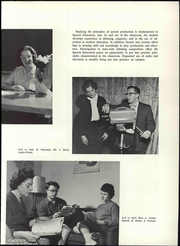 Page 37, 1962 Edition, SUNY at Geneseo - Normalian Yearbook (Geneseo, NY) online yearbook collection