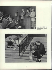 Page 38, 1962 Edition, SUNY at Geneseo - Normalian Yearbook (Geneseo, NY) online yearbook collection