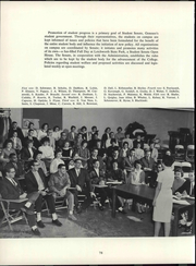 Page 84, 1962 Edition, SUNY at Geneseo - Normalian Yearbook (Geneseo, NY) online yearbook collection