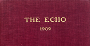 Page 1, 1902 Edition, Hobart College - Echo of the Seneca Yearbook (Geneva, NY) online yearbook collection