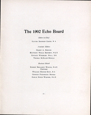 Page 12, 1902 Edition, Hobart College - Echo of the Seneca Yearbook (Geneva, NY) online yearbook collection