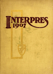 University of Rochester - Interpres Yearbook (Rochester, NY) online yearbook collection, 1907 Edition, Page 1