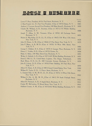 Page 10, 1907 Edition, University of Rochester - Interpres Yearbook (Rochester, NY) online yearbook collection