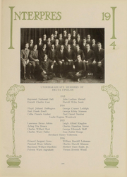 Page 108, 1914 Edition, University of Rochester - Interpres Yearbook (Rochester, NY) online yearbook collection
