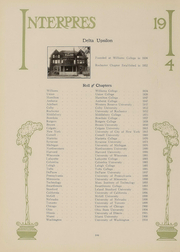 Page 109, 1914 Edition, University of Rochester - Interpres Yearbook (Rochester, NY) online yearbook collection