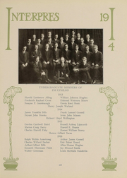 Page 114, 1914 Edition, University of Rochester - Interpres Yearbook (Rochester, NY) online yearbook collection