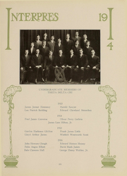 Page 117, 1914 Edition, University of Rochester - Interpres Yearbook (Rochester, NY) online yearbook collection