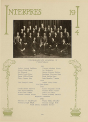 Page 120, 1914 Edition, University of Rochester - Interpres Yearbook (Rochester, NY) online yearbook collection