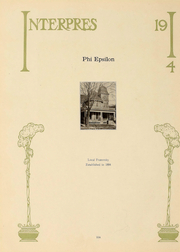 Page 121, 1914 Edition, University of Rochester - Interpres Yearbook (Rochester, NY) online yearbook collection
