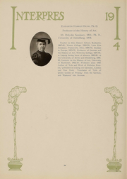 Page 39, 1914 Edition, University of Rochester - Interpres Yearbook (Rochester, NY) online yearbook collection