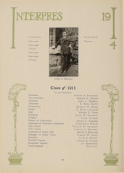 Page 43, 1914 Edition, University of Rochester - Interpres Yearbook (Rochester, NY) online yearbook collection