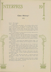 Page 44, 1914 Edition, University of Rochester - Interpres Yearbook (Rochester, NY) online yearbook collection