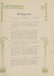 Page 46, 1914 Edition, University of Rochester - Interpres Yearbook (Rochester, NY) online yearbook collection