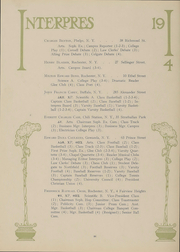 Page 47, 1914 Edition, University of Rochester - Interpres Yearbook (Rochester, NY) online yearbook collection