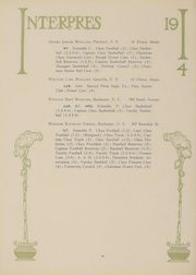 Page 53, 1914 Edition, University of Rochester - Interpres Yearbook (Rochester, NY) online yearbook collection
