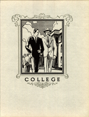 Page 15, 1929 Edition, University of Rochester - Interpres Yearbook (Rochester, NY) online yearbook collection
