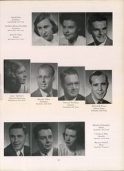Page 39, 1950 Edition, University of Rochester - Interpres Yearbook (Rochester, NY) online yearbook collection