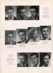 Page 42, 1950 Edition, University of Rochester - Interpres Yearbook (Rochester, NY) online yearbook collection