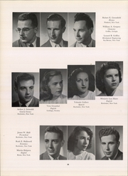 Page 44, 1950 Edition, University of Rochester - Interpres Yearbook (Rochester, NY) online yearbook collection