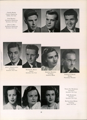 Page 45, 1950 Edition, University of Rochester - Interpres Yearbook (Rochester, NY) online yearbook collection