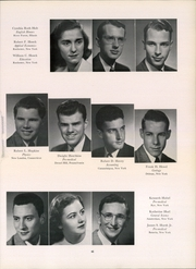 Page 47, 1950 Edition, University of Rochester - Interpres Yearbook (Rochester, NY) online yearbook collection