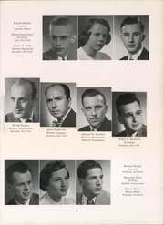 Page 49, 1950 Edition, University of Rochester - Interpres Yearbook (Rochester, NY) online yearbook collection