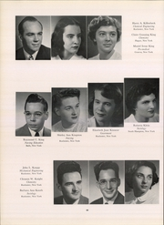 Page 50, 1950 Edition, University of Rochester - Interpres Yearbook (Rochester, NY) online yearbook collection