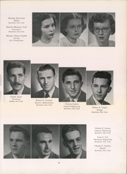 Page 53, 1950 Edition, University of Rochester - Interpres Yearbook (Rochester, NY) online yearbook collection