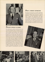 Page 14, 1951 Edition, University of Rochester - Interpres Yearbook (Rochester, NY) online yearbook collection