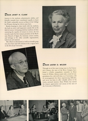 Page 15, 1951 Edition, University of Rochester - Interpres Yearbook (Rochester, NY) online yearbook collection