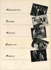 Page 5, 1951 Edition, University of Rochester - Interpres Yearbook (Rochester, NY) online yearbook collection