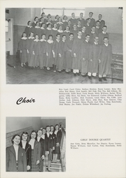 Van Antwerp Junior High School - Yellow Jacket Yearbook (Schenectady, NY) online yearbook collection, 1957 Edition, Page 38