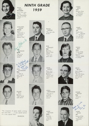 Page 8, 1959 Edition, Van Antwerp Junior High School - Yellow Jacket Yearbook (Schenectady, NY) online yearbook collection