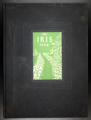 Page 1, 1934 Edition, Elmira College - Iris Yearbook (Elmira, NY) online yearbook collection