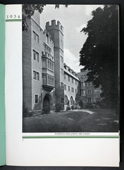 Page 13, 1934 Edition, Elmira College - Iris Yearbook (Elmira, NY) online yearbook collection