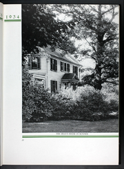 Page 17, 1934 Edition, Elmira College - Iris Yearbook (Elmira, NY) online yearbook collection
