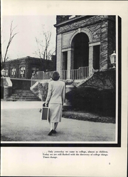 Page 11, 1951 Edition, Elmira College - Iris Yearbook (Elmira, NY) online yearbook collection