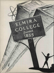 Page 8, 1951 Edition, Elmira College - Iris Yearbook (Elmira, NY) online yearbook collection