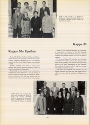 Page 124, 1959 Edition, Hofstra University - Nexus Yearbook (Hempstead, NY) online yearbook collection