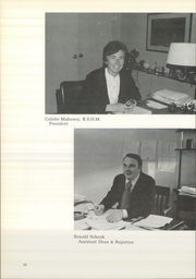 Page 14, 1975 Edition, Marymount Manhattan College - Yearbook (New York, NY) online yearbook collection
