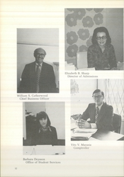 Page 16, 1975 Edition, Marymount Manhattan College - Yearbook (New York, NY) online yearbook collection