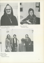 Page 17, 1975 Edition, Marymount Manhattan College - Yearbook (New York, NY) online yearbook collection