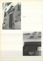 Page 6, 1975 Edition, Marymount Manhattan College - Yearbook (New York, NY) online yearbook collection