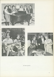 Page 9, 1975 Edition, Marymount Manhattan College - Yearbook (New York, NY) online yearbook collection