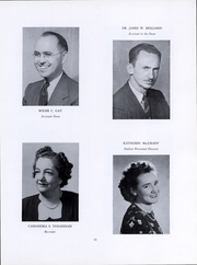 Page 14, 1949 Edition, New York Medical College - Fleuroscope Yearbook (Valhalla, NY) online yearbook collection